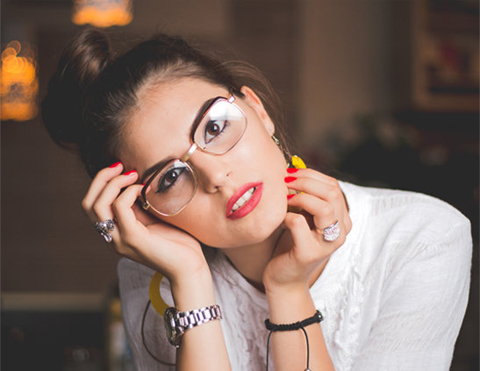 Women Eye Frames
