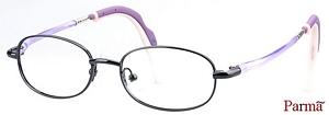 These square rimmed Parma frames have been designed
