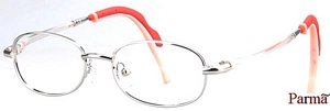 These fun  oval shaped glasses from AusSpecs are specially