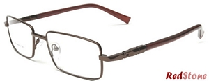 This pair of frames from Red Stone flaunts a classic design