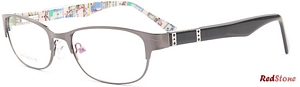 These quirky square rimmed specs for men by RedStone are