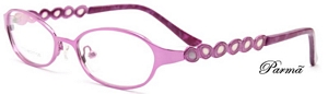 These oval frames for smaller sizes are bright and