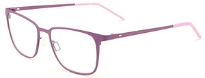 With oval lenses and a stylish design this pair of