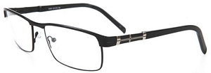 If simple glasses bore you order a pair of these black