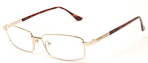 These classic metal frames are perfect for both men and