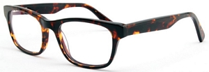 A classic shade of tortoise these frames offer good value