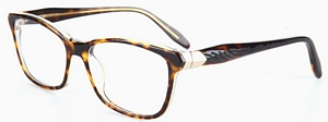 These beautiful eyeglasses are bound to get you noticed  In