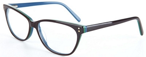 Make these attractive eyeglasses a permanent fixture in