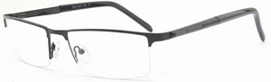 Don these no nonsense curved reading glasses to get the job