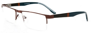 Order a pair of these half rimmed reading glasses and enjoy