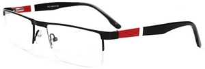 Any woman who wears these prescription glasses appears
