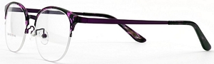 Be modern and fashionable in these purple tortoise TR90