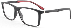 Tired of simply black frames  Consider these matt black and