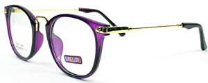 Occasion. Women often adore these purple reading glasses