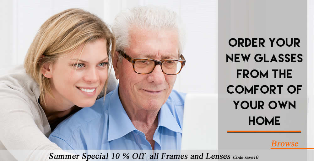 Free UV coating to protect your eyes
